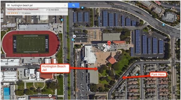 Huntington Beach Jail | Inmate Search | Bail
