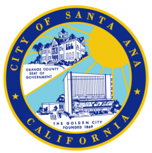 Santa Ana City Seal - Santa Ana Bail Bonds