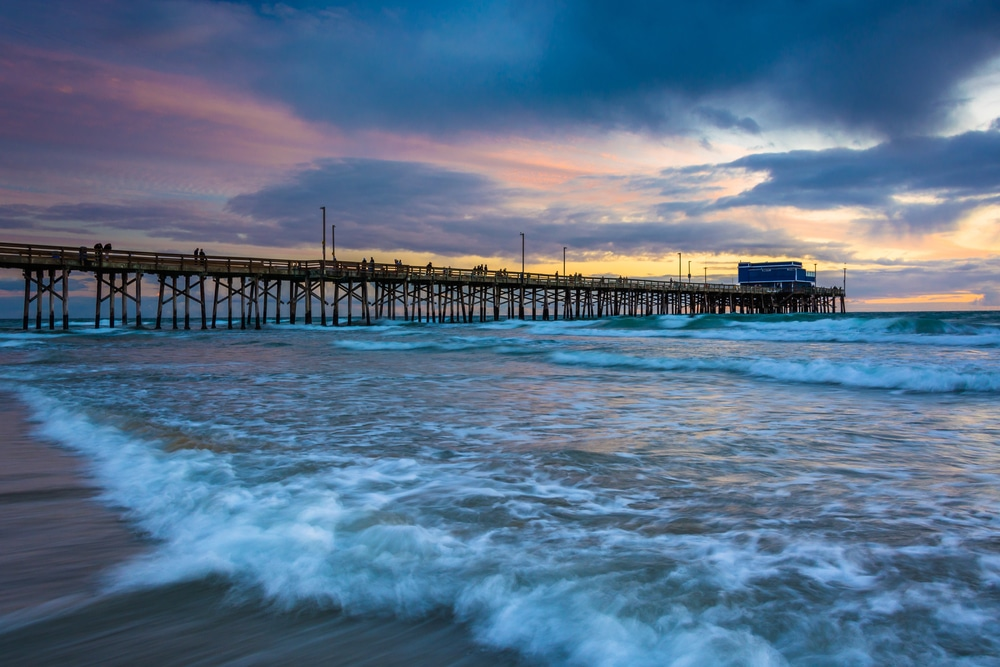Newport Beach, California South OC