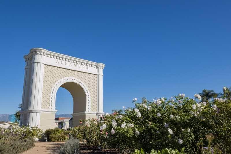 Alhambra, CA. San Gabriel Valley West