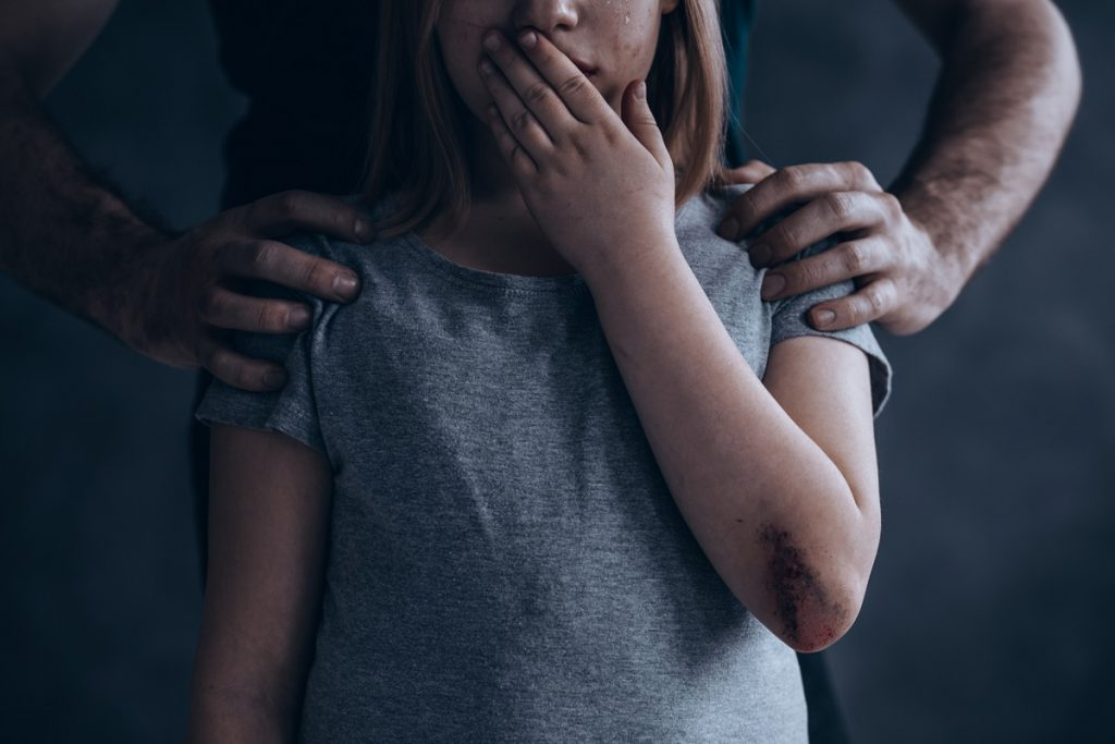 Bail bond for Child Molestation