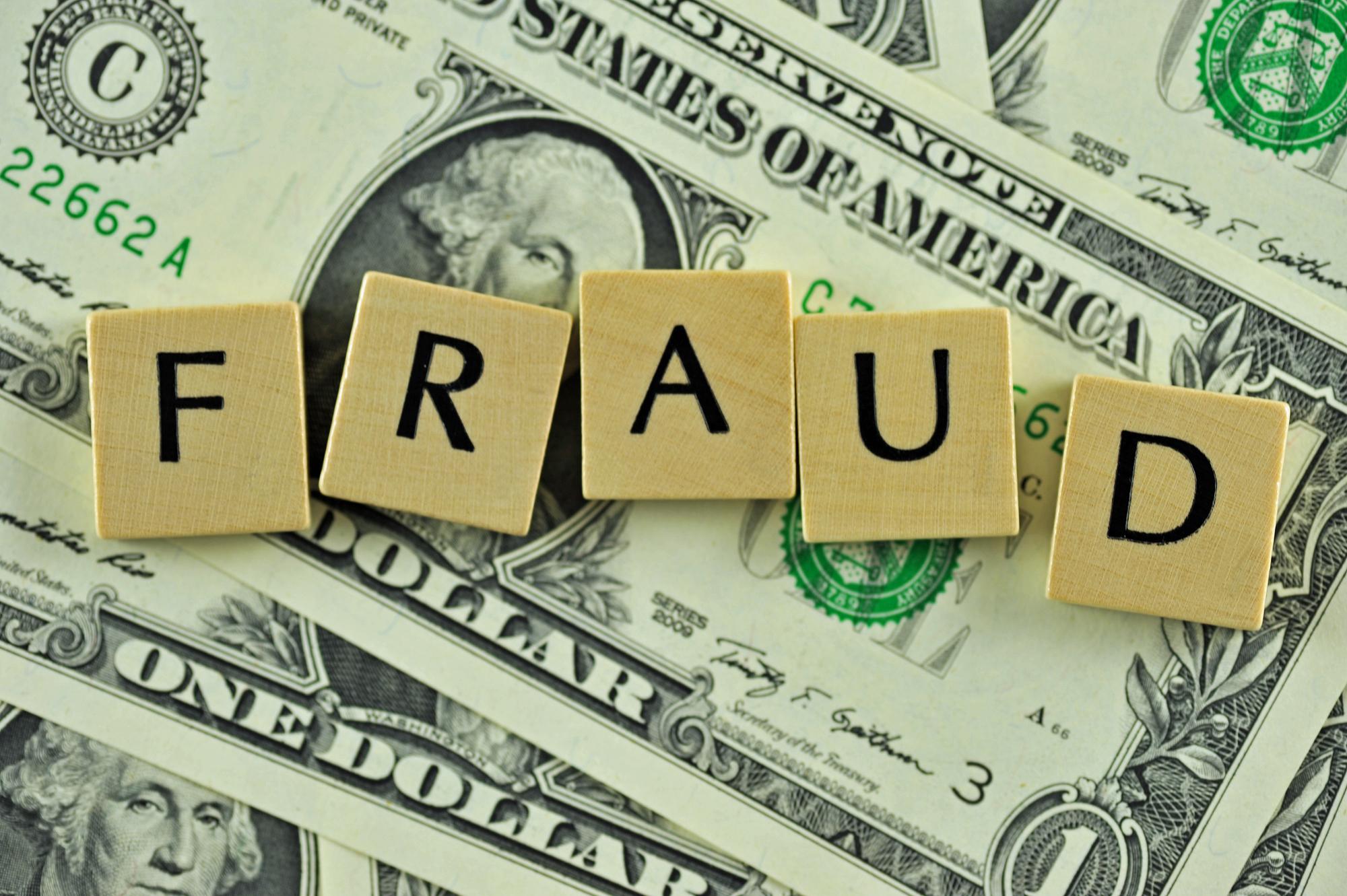 Bail bond for Fraud