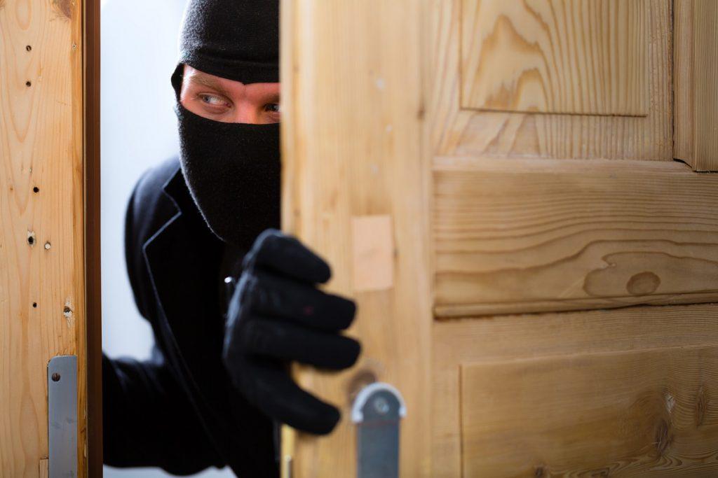 Bail bond for Robbery