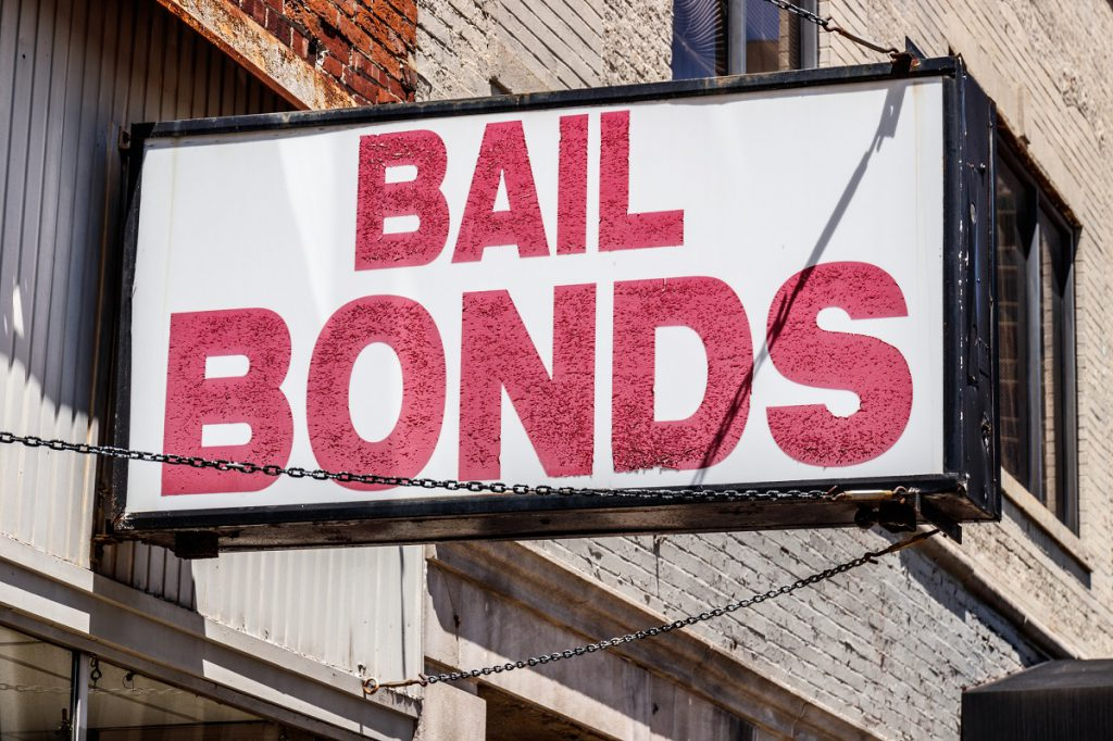 What is a bail bond company?