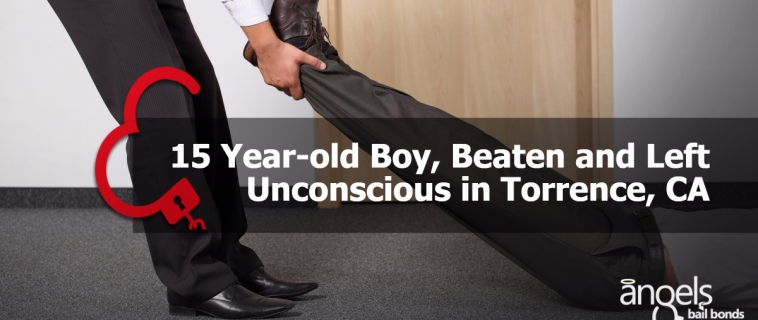 15 Year-oldBoy, Beaten and Left Unconscious in Torrence, CA
