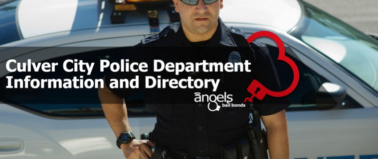 Culver City Police Department Information and Directory