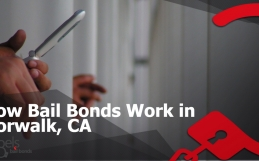 How Bail Bonds Work in Norwalk, CA