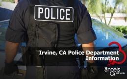 Irvine, CA Police Department Information
