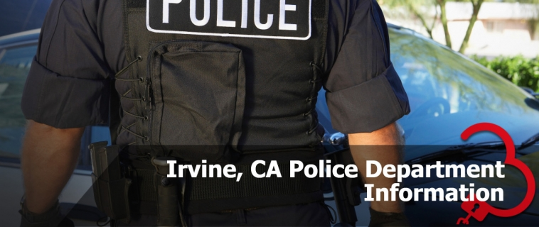 Irvine, CA Police Department Information