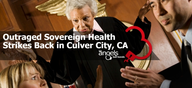 Outraged Sovereign Health Strikes Back in Culver City, CA