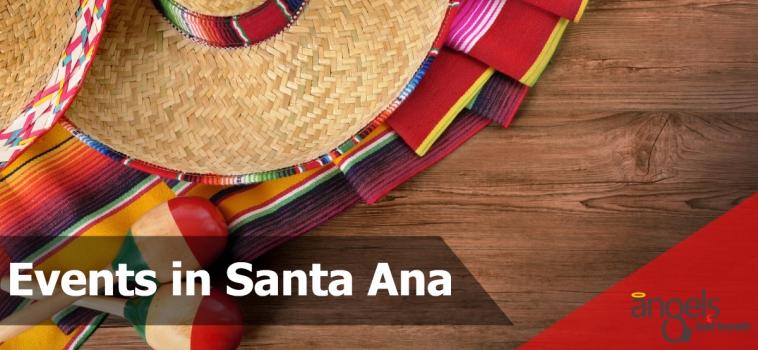Events in Santa Ana